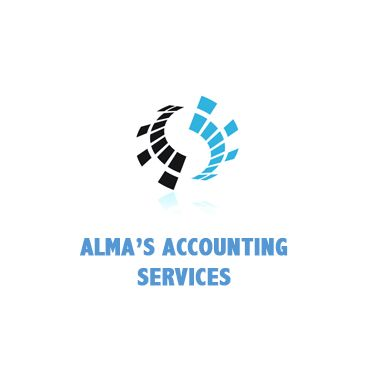 Alma's Accounting Services logo