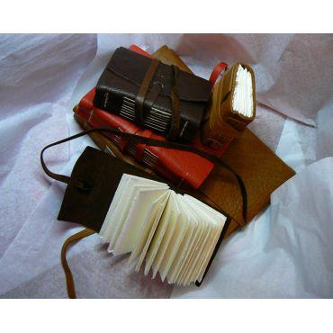 Italian Leather Bound Journals