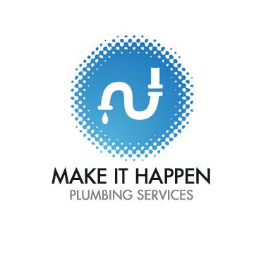 Make It Happen Plumbing Services logo