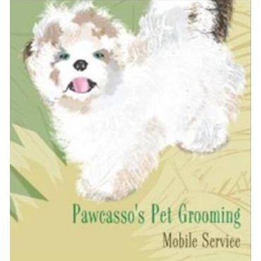 Pawcasso's Pet Grooming PROFILE.logo