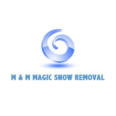 M & M MAGIC SNOW REMOVAL PROFILE.logo