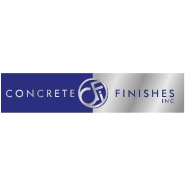 Concrete Finishes Barrie INC. logo