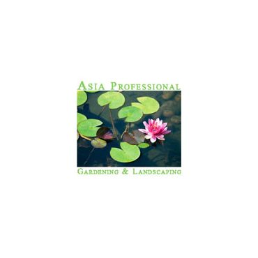 Asia Professional Gardening & Landscaping logo