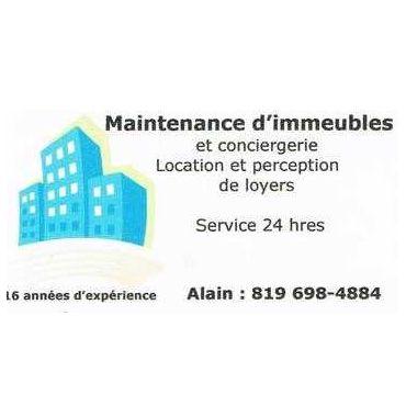 Maintenance d'Immeubles A.L. PROFILE.logo