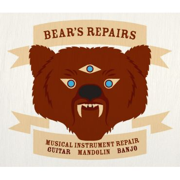 Bear's Guitar Repair / Matt Maranger Instruments PROFILE.logo