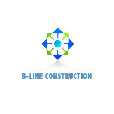 B-Line Construction logo