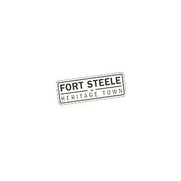 Fort Steele Heritage Town logo
