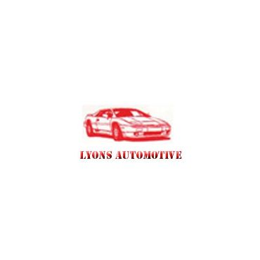 Lyons Automotive logo
