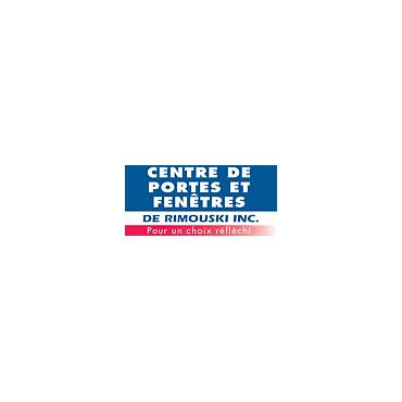 Centre De Portes Et Fenêtres De Rimouski Inc PROFILE.logo