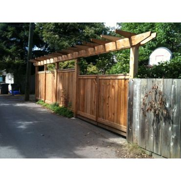 Custom Fence - Vancouver