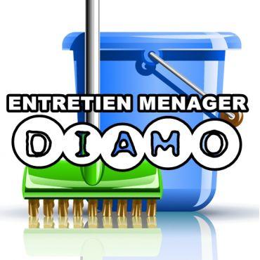 Entretien Ménager Diamo logo
