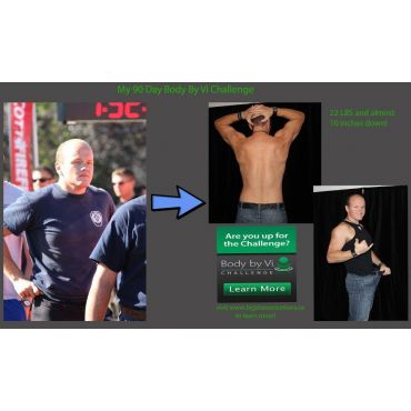 90 Day Results on Challenge