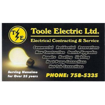 Toole Electric Ltd. PROFILE.logo