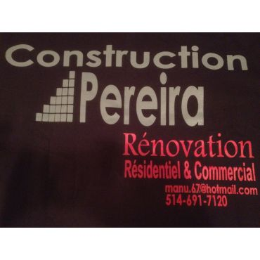 Construction Pereira logo