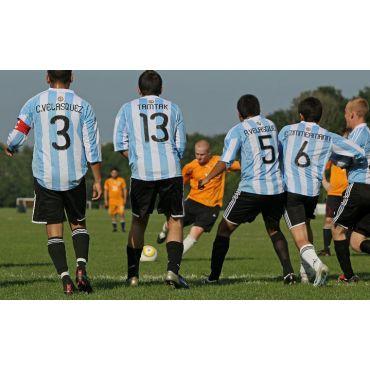 Outdoor Soccer League - JLSoccer.com