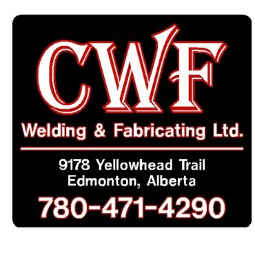 C W F Welding & Fabricating Ltd logo
