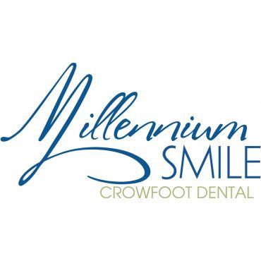 Millennium Smile - Crowfoot Dental PROFILE.logo
