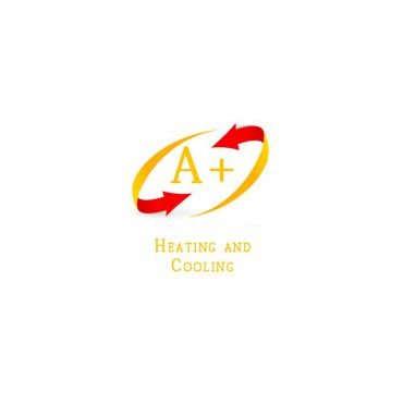 A+ Heating and Cooling PROFILE.logo