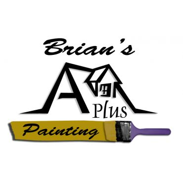 A Plus Painting logo