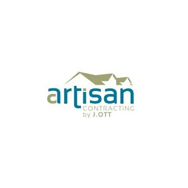 Artisan Contracting by J. OTT logo