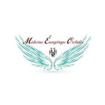 Médecine Énergétique Orchidée PROFILE.logo