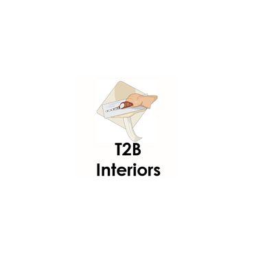 T2B Interiors logo