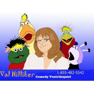 Val Hilliker Comedy Ventriloquist PROFILE.logo