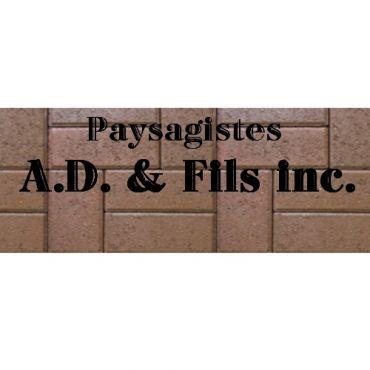 Paysagistes A.D. & Fils inc. logo