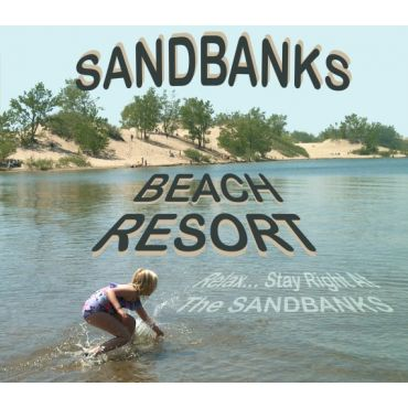 Relax Stay Right HERE at the SANDBANKS!