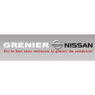Grenier Nissan logo