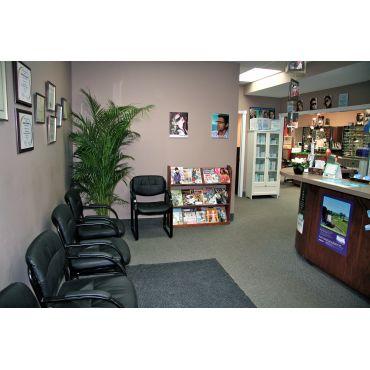 Reception Area 20 Cross Street