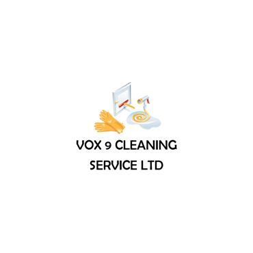 Vox 9 Cleaning Service Ltd. logo