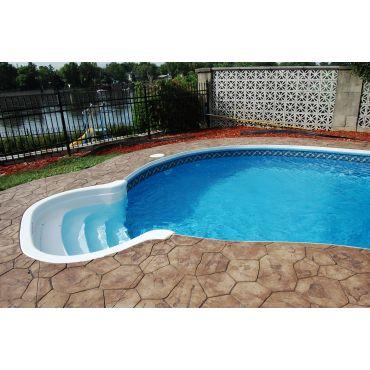 Les piscines martin banville in laval quebec 450 962 for Cash piscine verre filtrant