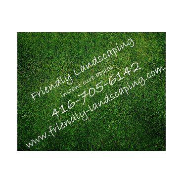 Friendly Landscaping PROFILE.logo