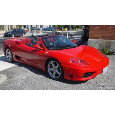 Rent a Ferrari 360 Spider
