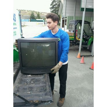 TV Recycle drop off