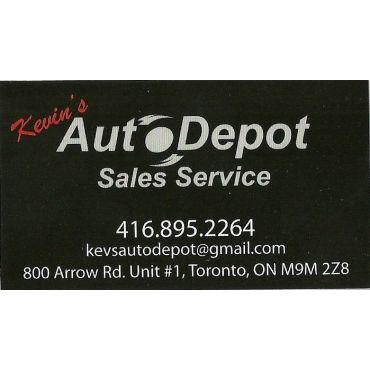 Kevin's Auto Depot PROFILE.logo