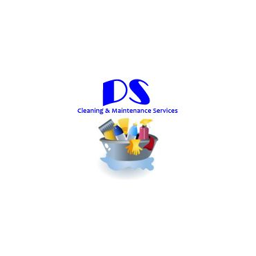 DS Cleaning and Maintenance Services logo