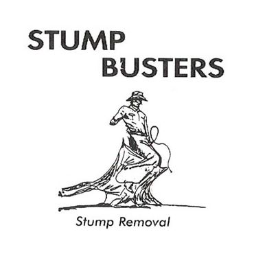 Stump Busters logo
