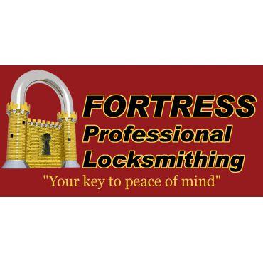 Fortress Professional  Locksmithing PROFILE.logo