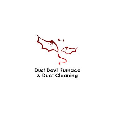 Dust Devil Furnace & Duct Cleaning logo