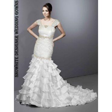 SnoWhite Designers Wedding Gowns PROFILE.logo