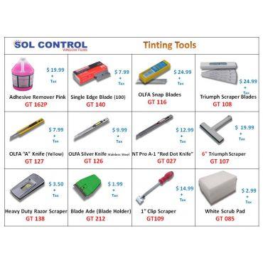 Tinting Tools