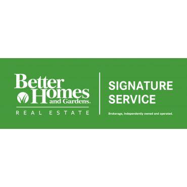 Better Homes & Gardens Real Estate Signature Service - Crystal Skolney logo