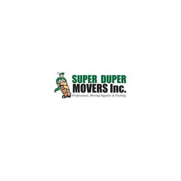 Super Duper Movers Inc. logo