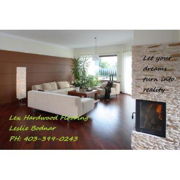 Lex Hardwood Flooring logo