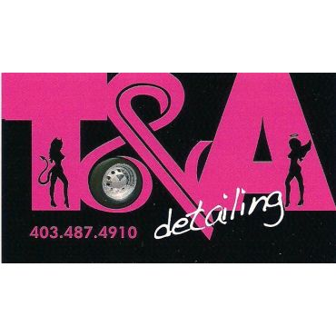 T & A Detailing logo