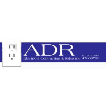 A.D.R. Electrical Contracting and Sales Inc. PROFILE.logo