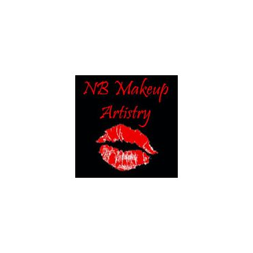 NB Makeup Artistry logo