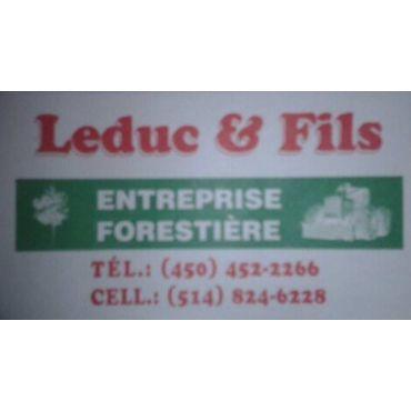 Leduc & Fils enr. Entreprise Forestière logo